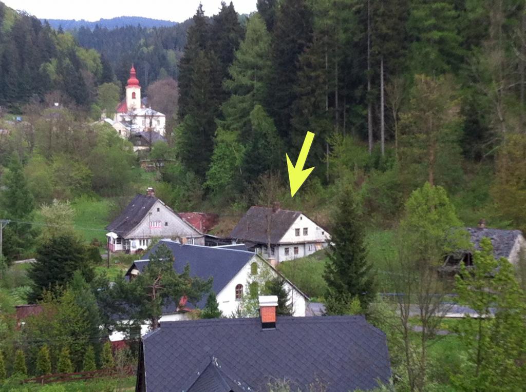 Foto 1 - Prodej: Rodinný dům (Chalupy) Červená Voda