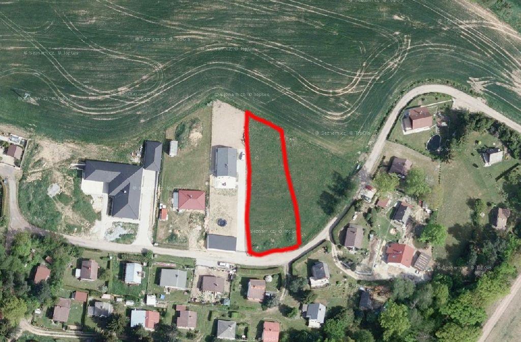 Foto 1 - Prodej: Pozemek (St. parcela) Jivno