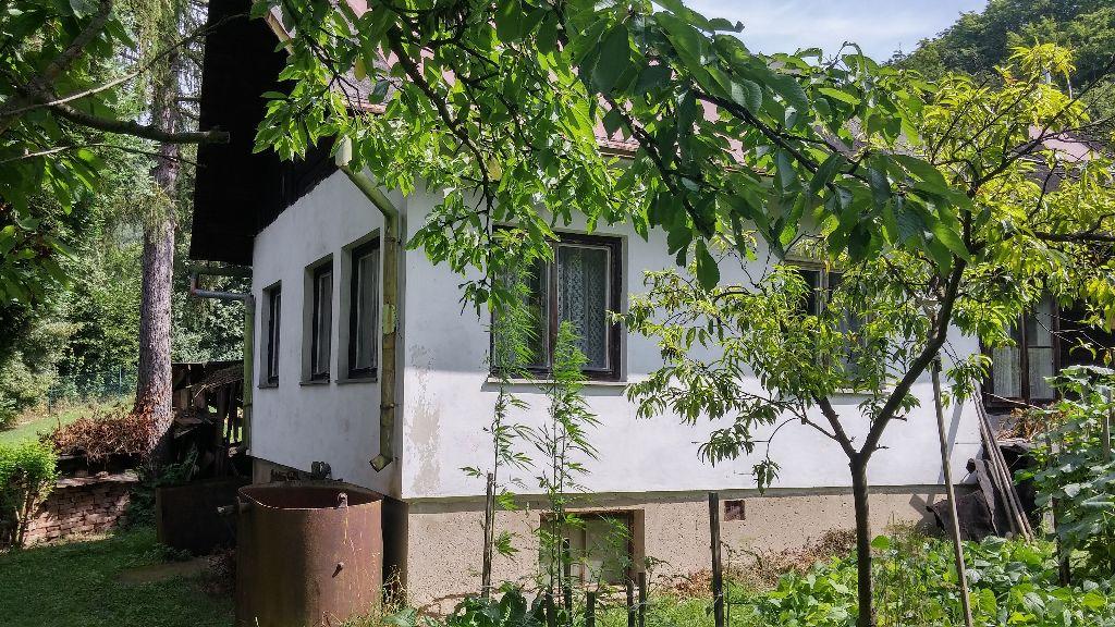 Foto 1 - Prodej: Rodinný dům (Rodinné domy) Ústí nad Labem - Brná