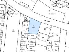 Prodej stavební parcely, Louny, Osvoboditelů, 2.500.000,- Kč