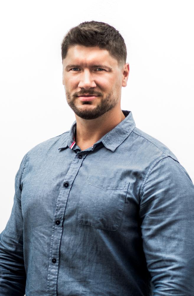 Realitní makléř Jan Vicek