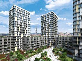 Nov� reality: Residence Garden Towers