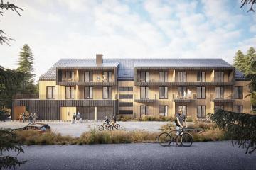 Nové reality: Apartmány Benecko