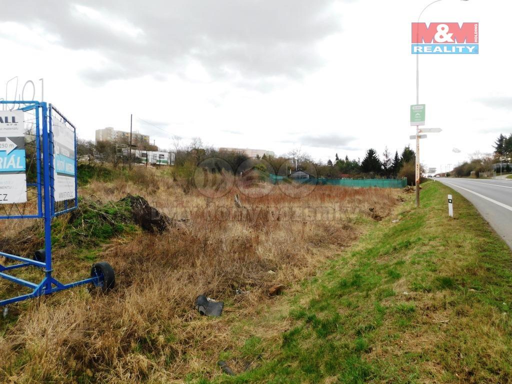 Prodej zahrady 1097 m², Žatec