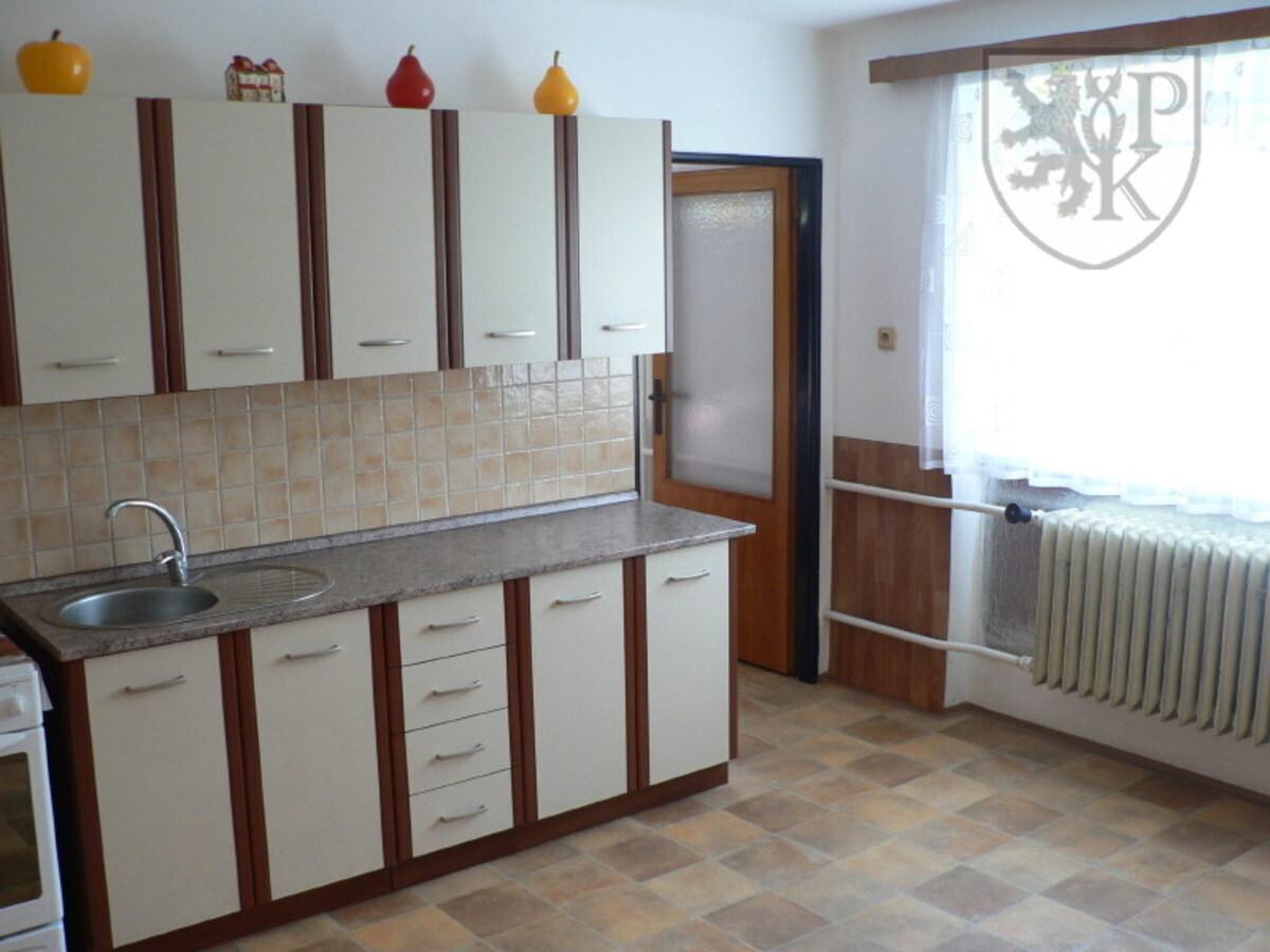 Přízemí kuchyň