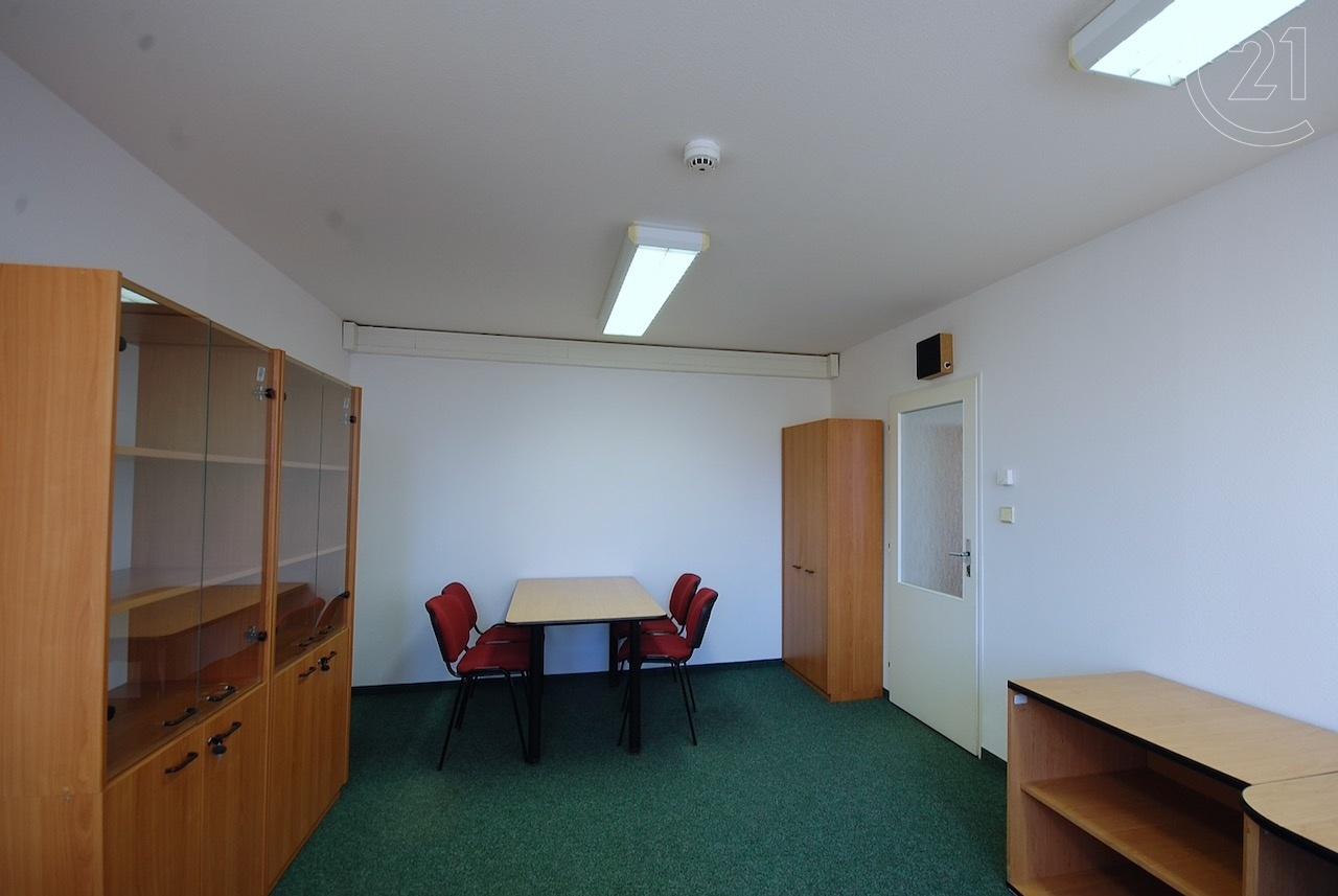 Kanceláře pronájem_Plzeň - klimatizované kanceláře