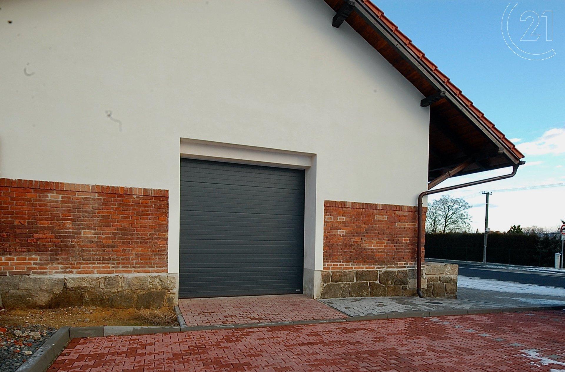Obchodní objekt 265 m2 - Blovice