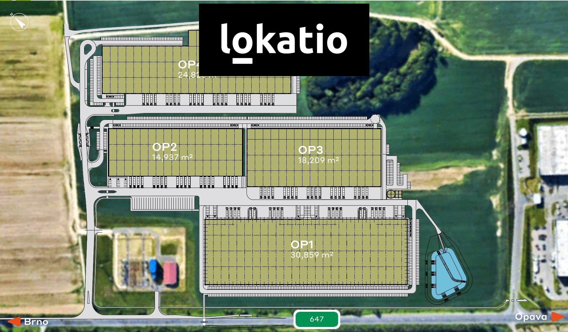 Plánek_Ostrava Poruba