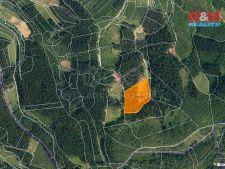 Prodej lesa, 16820m<sup>2</sup>, Lhota u Vsetína, 807.360,- Kč