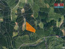 Prodej lesa, 16652m<sup>2</sup>, Lhota u Vsetína, 1.132.336,- Kč