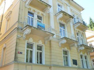 Prodej bytu 2+kk 28 m² Mariánské Lázně