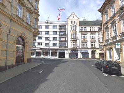 Pronájem bytu 2+1 49 m² Děčín