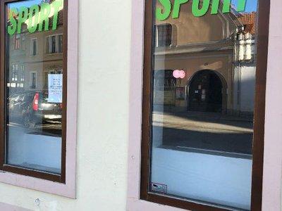 Pronájem obchodu 50 m² Třeboň