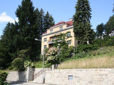Prodej vily 510 m² Lázně Libverda