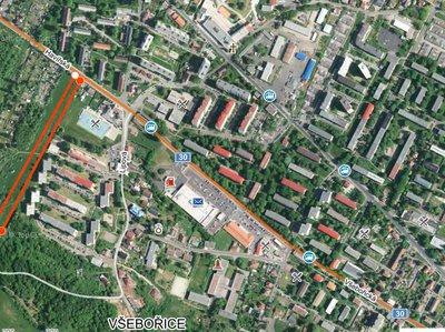 Prodej stavební parcely 9925 m²
