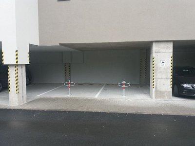 Pronájem garážového stání 15 m² Plzeň