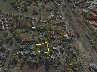 Prodej stavební parcely 1020 m² Vejprty