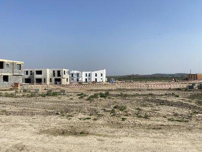 Prodej stavební parcely 836 m² Horoušany