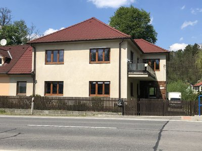 Pronájem rodinného domu 420 m² Třebíč
