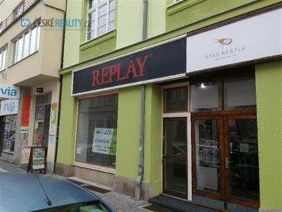 Pronájem obchodu 37 m² Hradec Králové