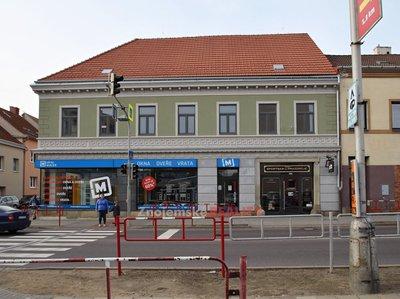 Pronájem obchodu 400 m² Znojmo