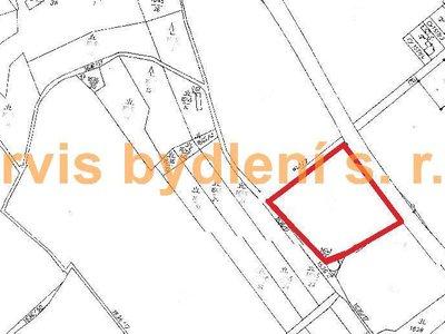 Prodej stavební parcely 5665 m² Albrechtice nad Vltavou