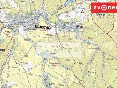 Prodej lesa 140000 m² Bojkovice