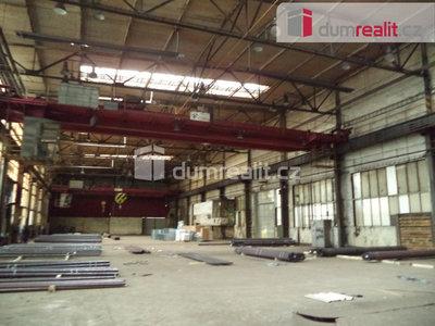 Pronájem výrobního objektu 1000 m² Frýdek-Místek