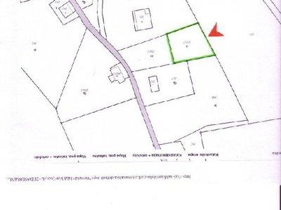Prodej zahrady 1000 m² Varnsdorf