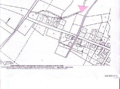 Prodej stavební parcely 1300 m² Krásná Lípa