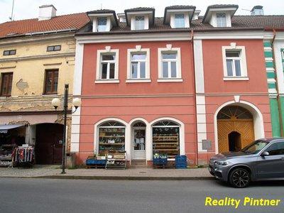 Pronájem obchodu 78 m² Rožmitál pod Třemšínem