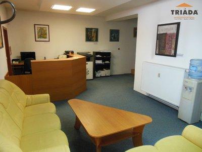 Pronájem kanceláře 120 m² Turnov