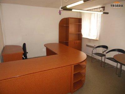 Pronájem kanceláře 23 m² Turnov