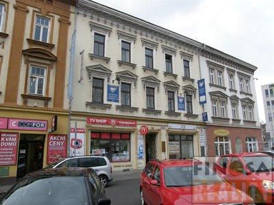 Pronájem kanceláře 39 m² Ústí nad Labem