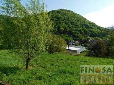 Prodej stavební parcely 2070 m² Povrly