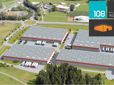 Prodej skladu 6500 m² Humpolec