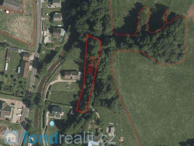 Prodej ostatních pozemků 1452 m² Rudník