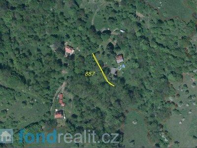Prodej ostatních pozemků 48 m² Malečov