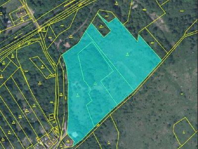 Prodej ostatních pozemků 24226 m² Horní Jiřetín