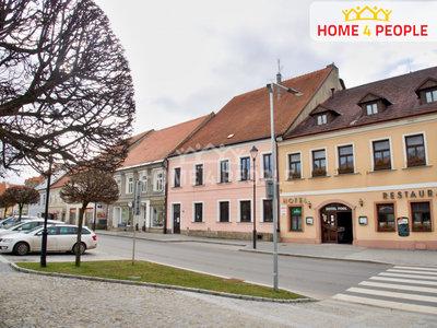Prodej rodinného domu 546 m² Nová Bystřice