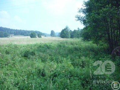 Prodej ostatních pozemků 2788 m² Chřibská