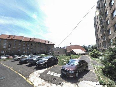 Pronájem garážového stání 12 m² Ústí nad Labem