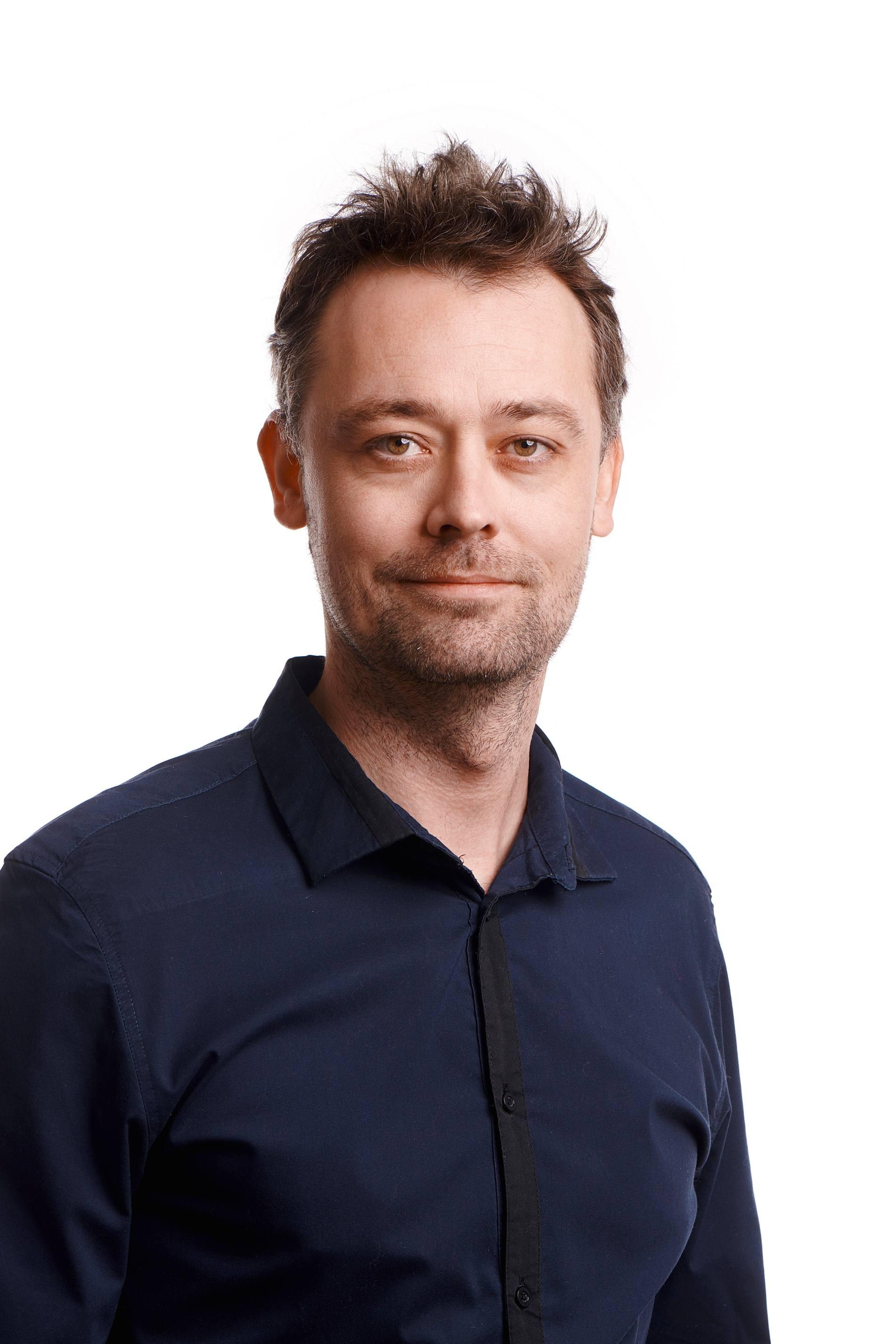Realitní makléř Jakub Hromadka