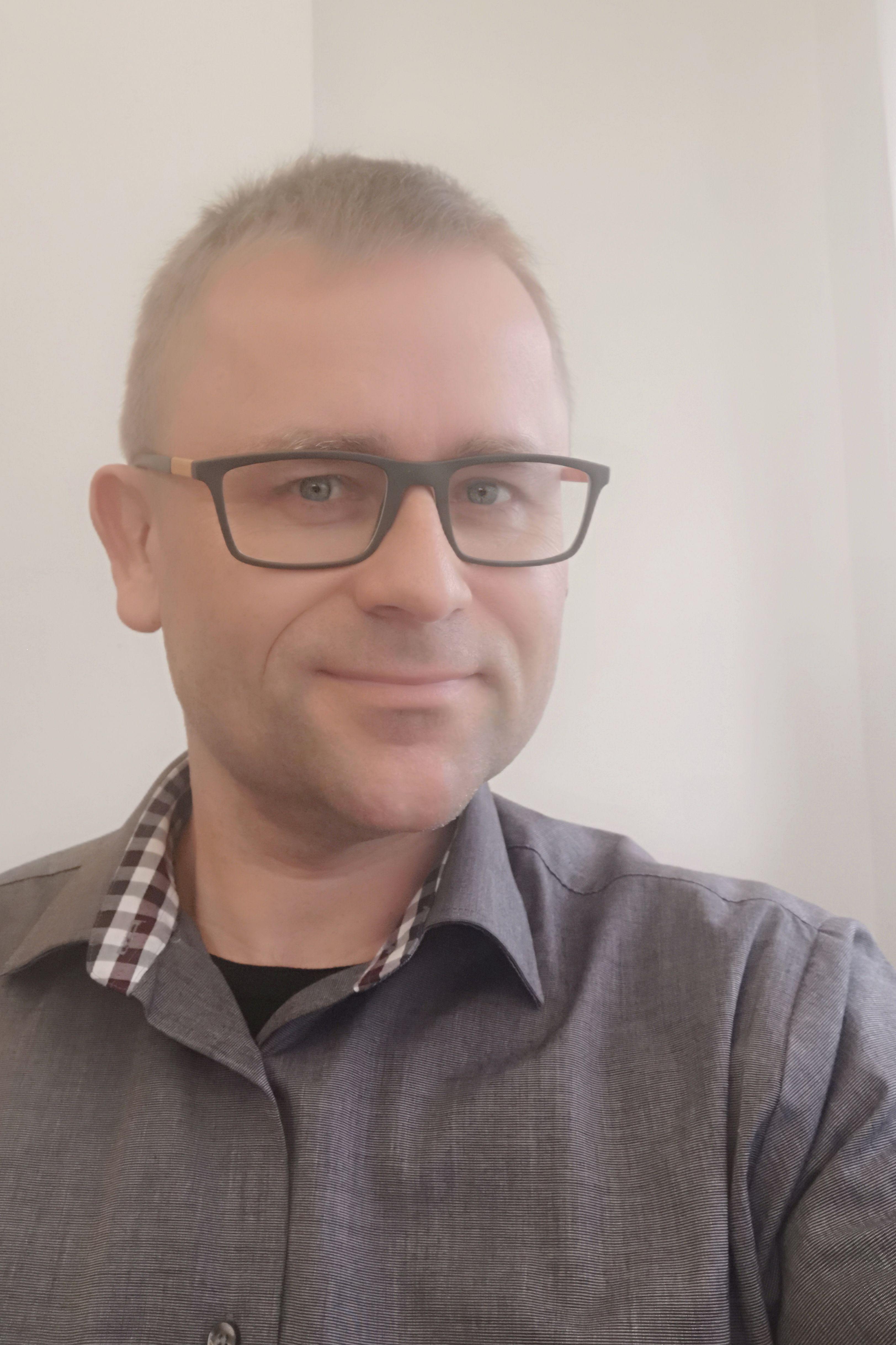 Realitní makléř  Jiří Šafránek