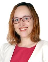 Realitní makléř Nina Stredel