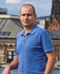 Realitní makléř Tomáš Silnický