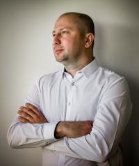 Realitní makléř Radim Ouředník