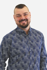 Realitní makléř Petr Mandlík
