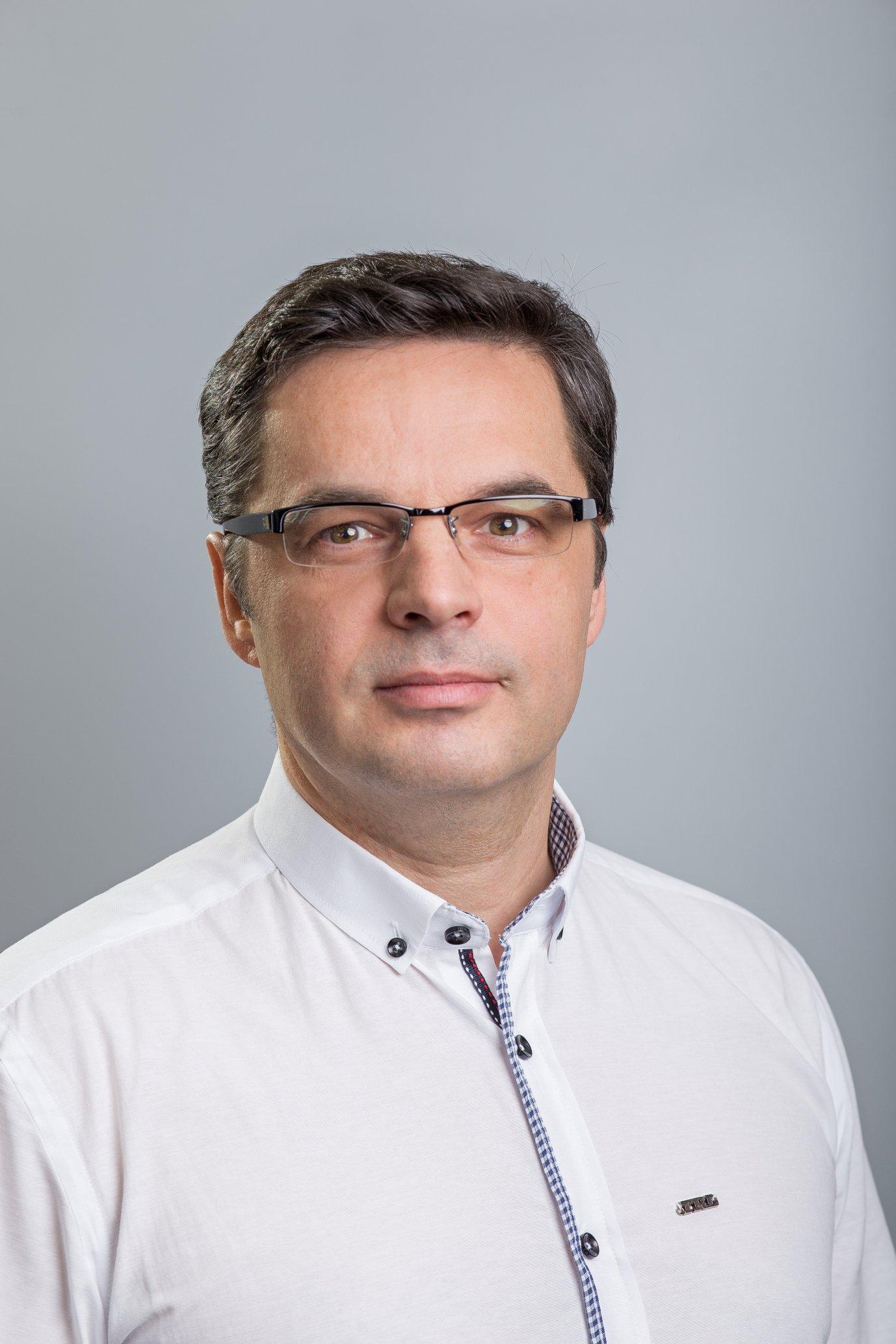 Realitní makléř Petr Maleček